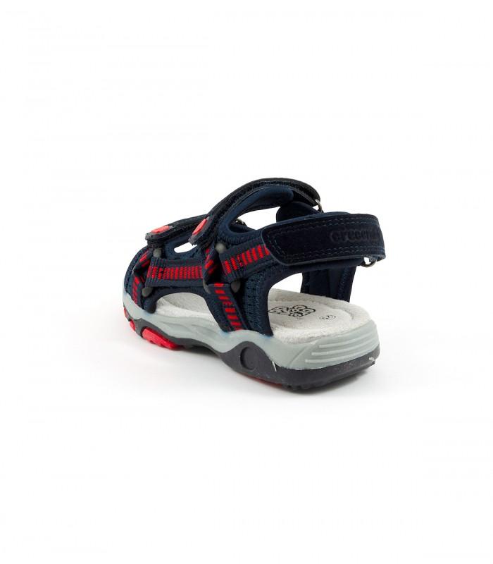 Sandalia Crecendo de sport con velcro