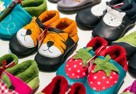 Cómo elegir bien el zapato de nuestros hijos